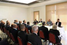 AAUP Welcomes a Delegation From the Military Training Authority
