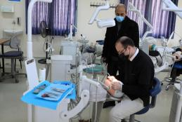AAUP Hosts the Medical Council Certification Exam, the Palestinian Board in Dentistry