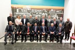 مجلس أمناء الجامعة العربية الامريكية