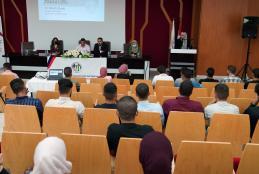 الجامعة تعلن عن أسماء الطلبة الفائزين بمنحة باما لطلبة كليات الطب