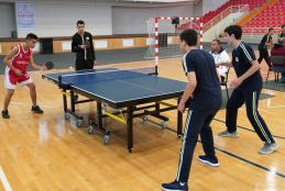 AAUP Hosts a Table Tennis Championship for Males and Females