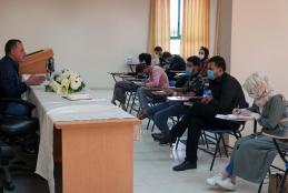 الجامعة تطلق سلسلة محاضرات علمية لخريجي كلية الحقوق المقبلين على امتحان مزاولة مهنة المحاماة