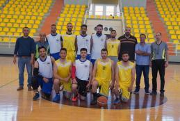 AAUP Team and Al-Najah Team