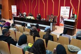 AAUP Organizes an Electoral Debate for Arabic Language and Media Students to Form a Pictorial Syndicate for Youth Journalists