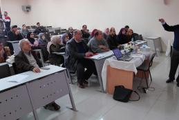 "AAUP Organizes a Lecture Entitled "" Arab Islamic Medicine: between Traditions and Scientific Research """