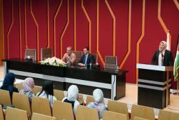 """الجامعة تطلق فعاليات المرحلة الثانية من برنامج """"ستيم فلسطين"""""""