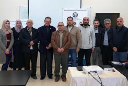 تخريج المشاركين في دورة التحكيم والعقود بنسختها الثانية