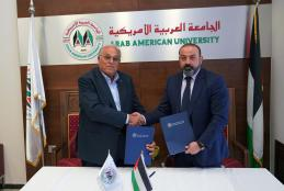 AAUP and the Public Prosecution of Palestine Sign a Collaboration Agreement