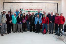 A Swiss tourist delegation visits the university