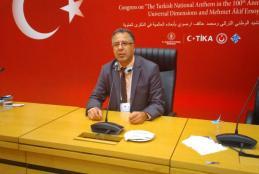 الجامعة تشارك في المؤتمر السادس لـ INCSOSS احتفاء بالذكرى المئوية للنشيد الوطني التركي