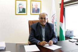 رئيس الجامعة أ. د. علي زيدان أبو زهري