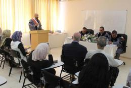 Jihad Reda Kameel thesis defense