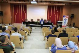 The workshop introduce the British government Chevening program