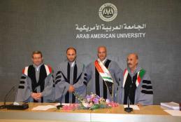 الباحث طه محمد عبد الرحمن أبو سرية، طالب تخصص إدارة الجودة