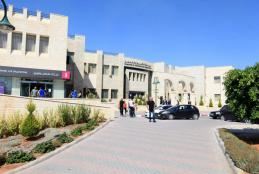Admission and Registration Building