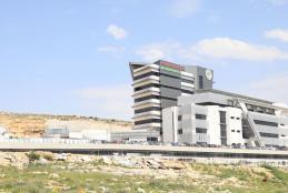 حرم الجامعة في رام الله