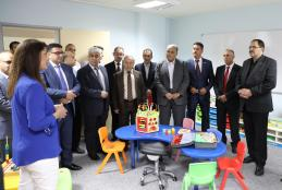 Opening Rehabilitation Centers at the University