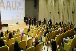 AAUP- Ramallah Campus Organizes an Orientation Day for its New Students of the Academic Year 2020/2021