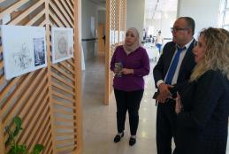 AAUP Organizes a Fair for the Italian Vico Magistretti and the Palestinian Victor Ghattas in the Interior Design Field