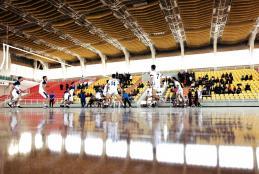 استضافة صالة الجامعة متعددة الاغراض لبطولة كرة الطائرة للجامعات الفلسطينية