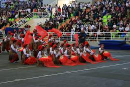 OLYMPIC SPORTS SCHOOL WEEK AT THE UNIVERSITY