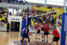 Jawwal First Degree League for Volleyball in the University