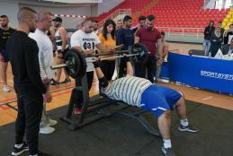 Weight Lifting Championship at AAUP