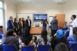 VP Of The Directors Board Eng. Mowahed Visits University To Check Its Accomplishments