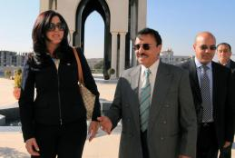 Her Excellency the Minister of National Economy Ms. Abeer Awdeh Visit