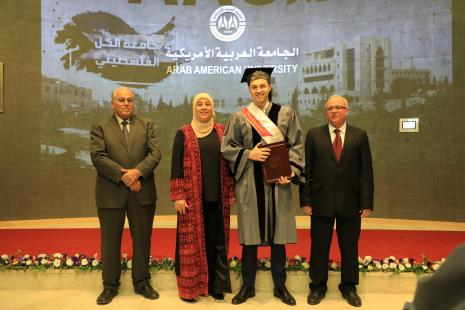 Graduation Ceremony of the Postgraduate Programs for the Academic Year 2018\2019