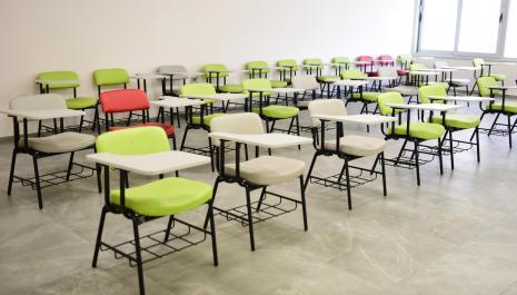 Classroom – Ramallah Campus