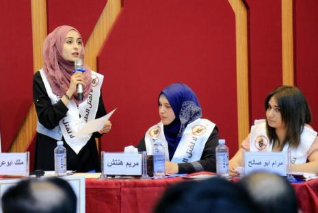 الجامعة العربية الأمريكية تفوز بالمركز الأول في البطولة الوطنية لفن المناظرة للجامعات الفلسطينية 2017