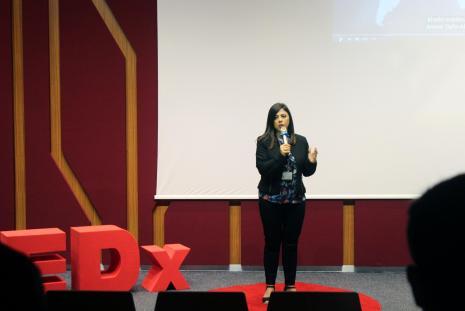 """مؤتمر """"تيد اكس"""" العالمي تحت عنوان """"TEDx AAUJ"""""""
