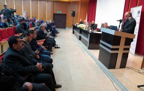 """الجامعة تنظم ندوة بعنوان """"دور الثقافة في التنمية الاقتصادية والاجتماعية"""""""