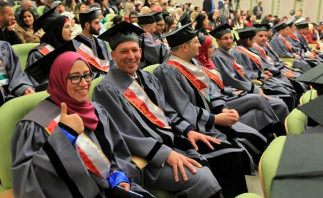 2nd Commencement Ceremony for MBA Students