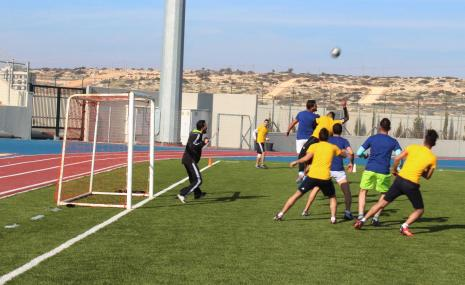 UNIVERSITY COLLEGES CHAMPIONSHIP IN FOOTBALL SEVENS BY STUDENTS UNION COUNCIL
