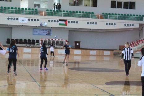 PALESTINE WOMEN HANDBALL CHAMPIONSHIP