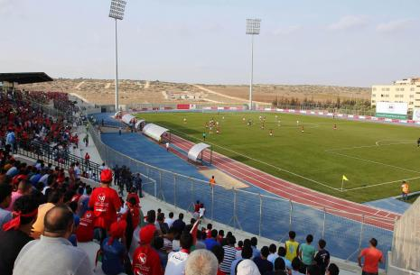 University International Stadium Hosted Asia Cup for Juniors