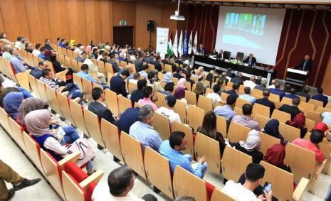 Workshop towards National Strategy to Develop Palestinian Sport
