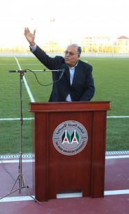Arab American University Alumni Reunion 2016