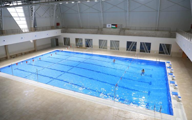 AAUP Half-Olympic Swimming Pool