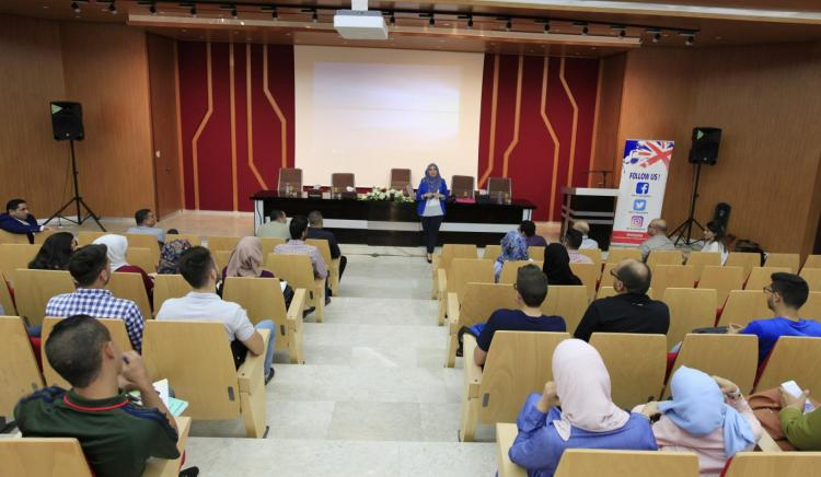 """Introductory Workshop for British Government Scholarships """"Chevening"""""""