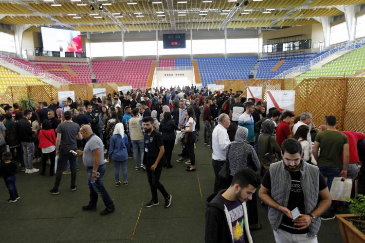 The Open Day for the 1948 Palestinian Territories Students