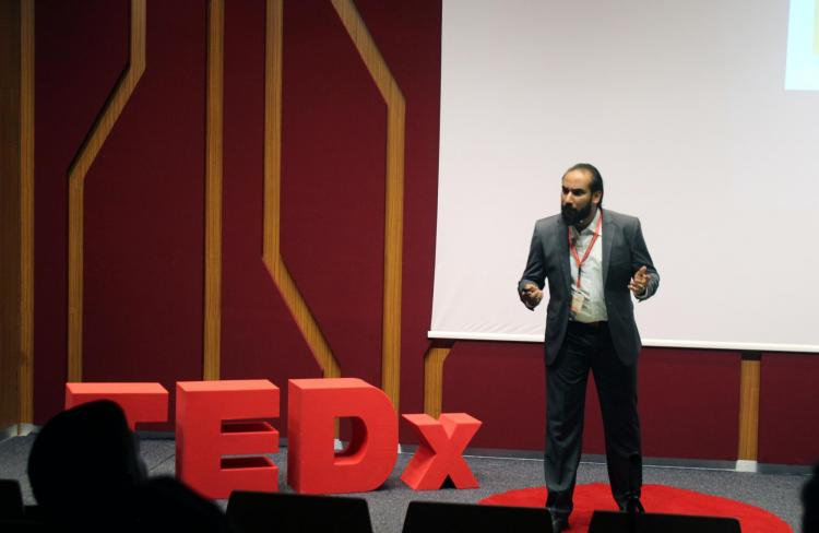 """""""TEDx"""" International Conference Called """"AAUJ TEDx"""""""