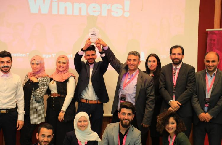 """AAUP Organizes """"HULT PRIZE"""" Competition"""