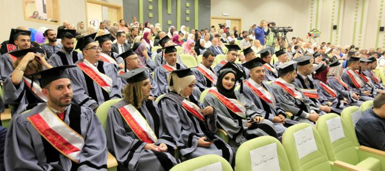 The 3rd Batch Graduation Ceremony for Master Students of MBA