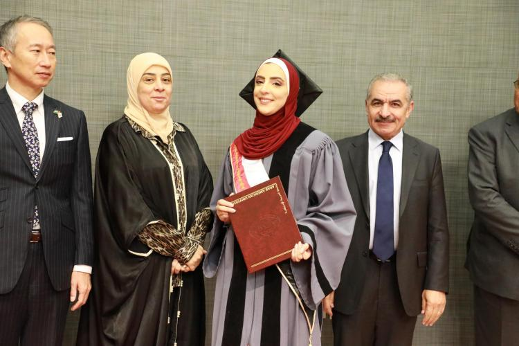 Graduation Ceremony for Master Programs 2018