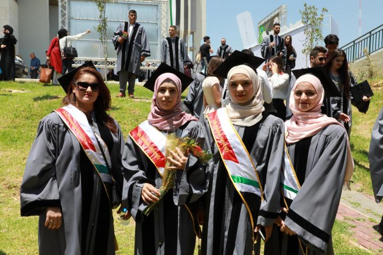 The fifteenth graduation ceremony