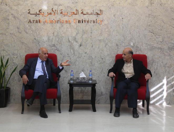 هلال القدس بطلا للسوبر الفلسطيني  في النهائي الذي أقيم على استاد الجامعة العربية الامريكية الدولي