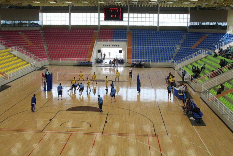 MINISTRY OF EDUCATION CHAMPIONSHIP IN VOLLEYBALL AND TABLE TENNIS